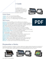 Raymarine MFD Guide