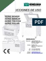 Henkelman - Manual de Uso Boxer-Marlin-Falcon-Polar Serie v.06-04