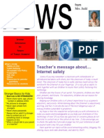 internetsafetynewsletter