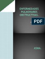 Enfermedades pulmonares obstructivas