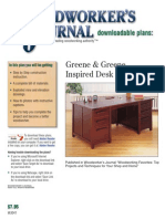 WJ041 G&G Inspired Desk