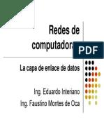 3.1Capa de Enlace de Datos
