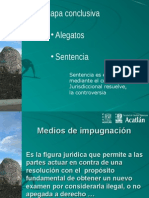 Medios de impugnación 5a presentacion 2013-2-1