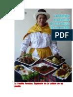 La Comida Peruana
