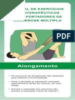 Manual Fisioterapia Alongamento