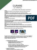 [ebook ita] Cristalloterapia Corso,Curarsi,Chackra,Pietre a Z