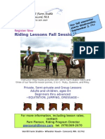 VFS Fall Lesson Flyer 2 082009
