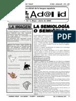 4TO AÑO - LENGUAJE - GUIA Nº1 - SEMIOTICA