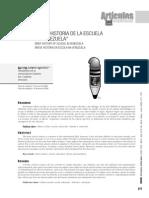 Breve Historia de La Escuela en Venezuela Trabajo de La Universidad de Carabobo