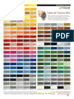 2-Carta Colores Ral-referencia 254k