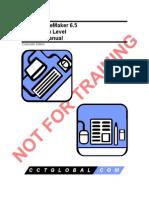 Adobe Pagemaker 6.5 Tutorial Manuals