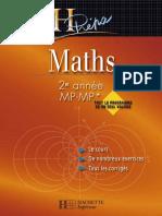 H-Prépa - Maths Tout en Un - MP