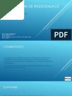 Creación de RadioEnlace - Antenas y Propagacion Sec 755 Matias Quintanilla V.