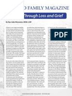 Healing through Loss and Grief