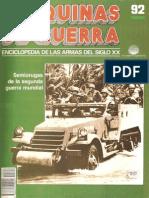 Maquinas de Guerra 092 - Semiorugas de La 2 Guerra Mundial
