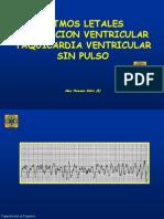 Ritmos LetalesCAR-FV Y AESP.