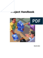 Project Handbook 2012