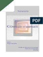 Confecção de Webpages