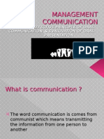 EFFECTIVE PRINCIPLE OF ORAL COMMUNICATION