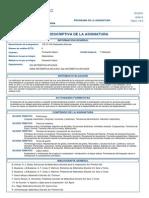 ProgramasAsignaturas_Titulacion_5103_AsigUMA_51142