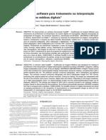 QualIM software para treinamento na interpretação de imagens médicas digitais