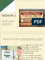 Christian Apologetics Session 2