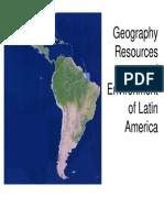 Geography of Latin America 2
