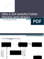 Urea & DAP Manufacturing Process With Details