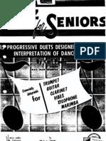 Carl Poole - Jazz for Seniors 15 Progressive Duets