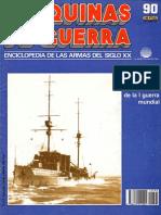 Maquinas de Guerra 090 - Cruceros Acorazados de La 1 Guerra Gundial