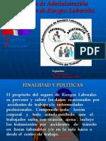Vision General de la Legislación (Dr. William Jana)