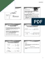 Estadistica Propagacion del error-calibración