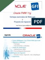Gfi Migracinoraclefmw11gr1 Sevilla 2011 110223113804 Phpapp01
