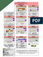 Calendário Escolar_2013