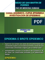 Canal endemico