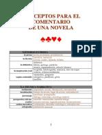 conceptosparaelcomentariodeunanovela-091209070241-phpapp01