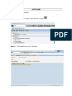 How to Query in SAP