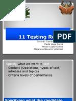 11 Testing Reading