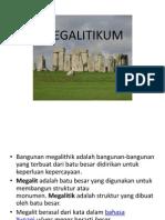 Megalitikum Prasej Ind
