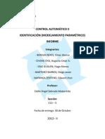 Identificación (Modelamiento) Paramétrico (2).docx