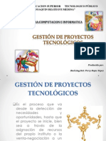 Clase Gestion Proyectrto