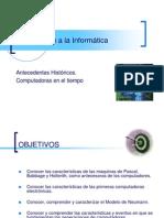 Clase 01 - Historia de La Informatica