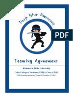dba teaming agreement version 1 111713 1