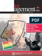Fire Management Today