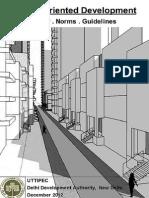 UTTIPEC_transit Oriented Development