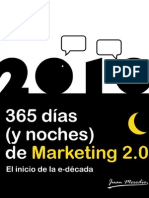 2010 365 Dias y Noches de Marketing 20 El Inicio de La Edecada