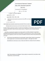 Subiecte Concurs Arhimede 09.04.2011 Clasele II IV
