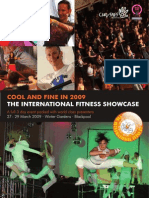 International Fitness Showcase 2009