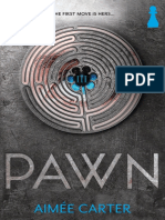Pawn by Aimée Carter - Chapter Sampler