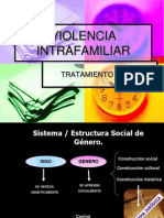 Violencia Intrafamiliar III